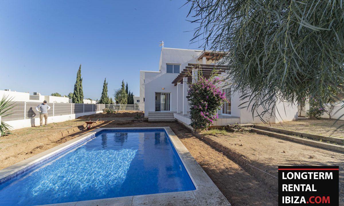 Long term rental Ibiza - Villa De Bou 25