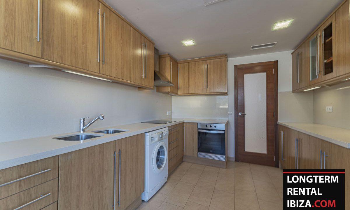 Long term rental Ibiza - Villa De Bou 9