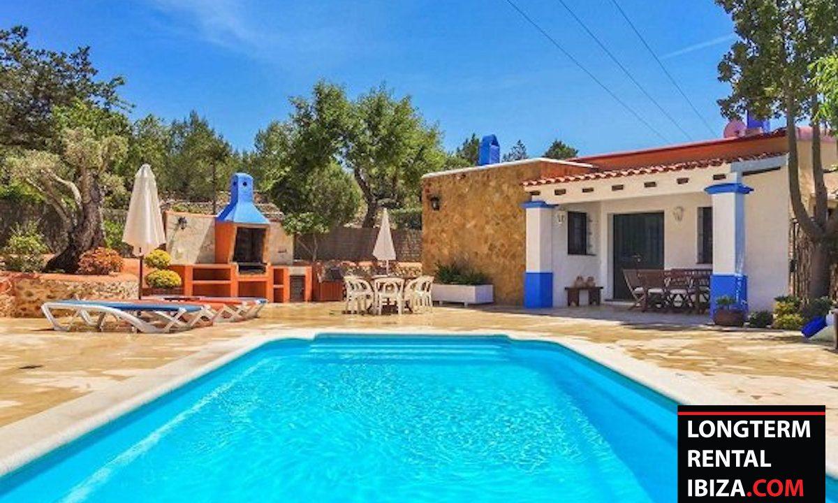 Long term rental Ibiza - Villa Fexa 1