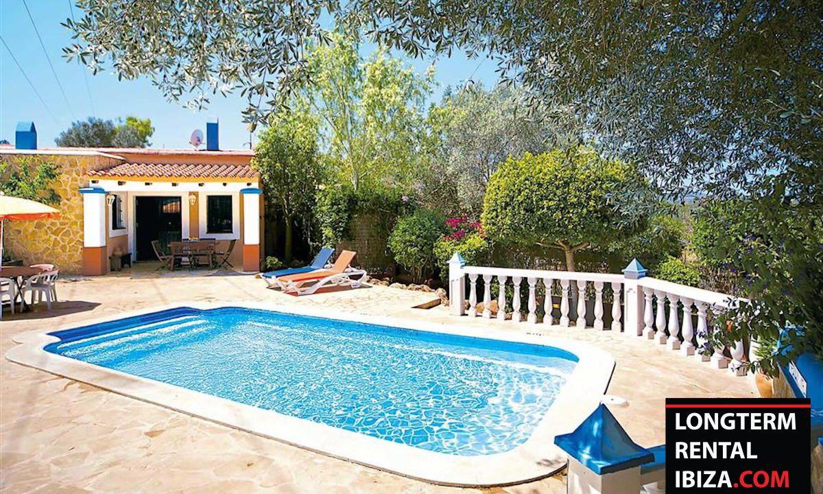 Long term rental Ibiza - Villa Fexa