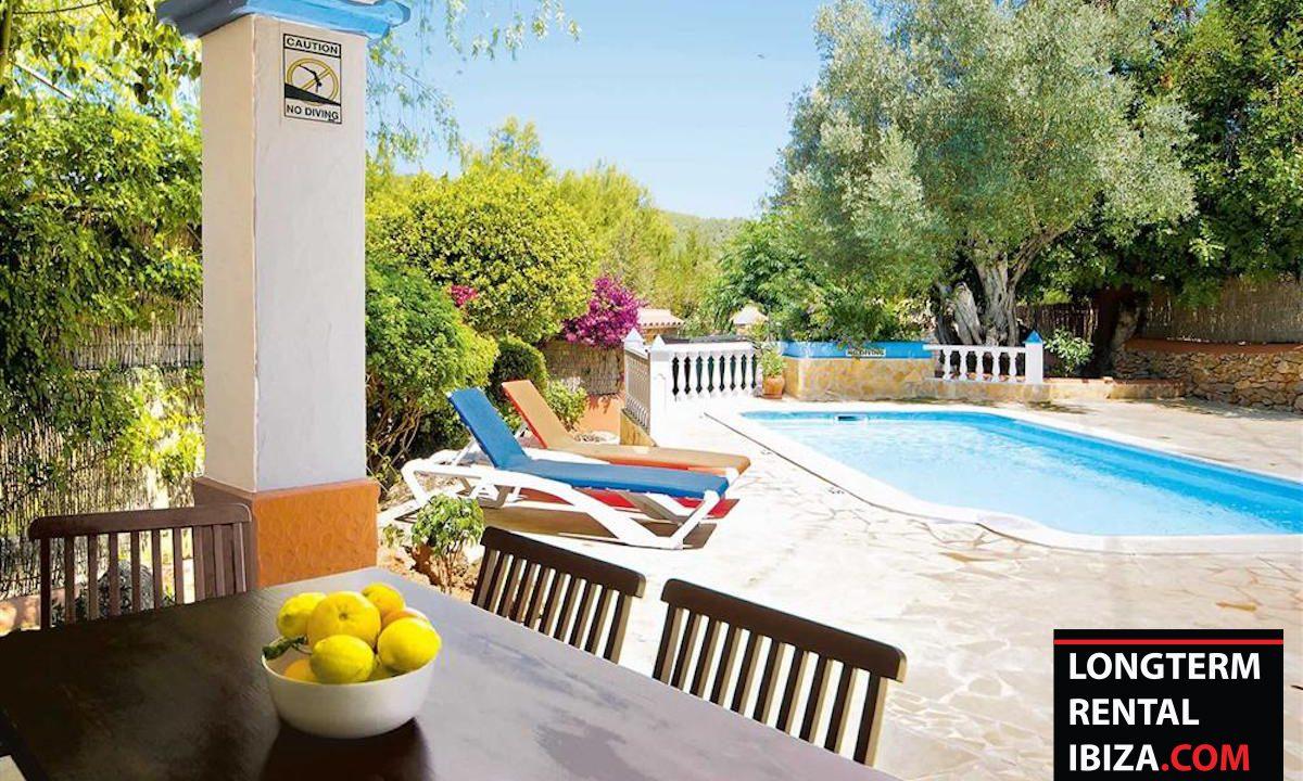 Long term rental Ibiza - Villa Fexa 14