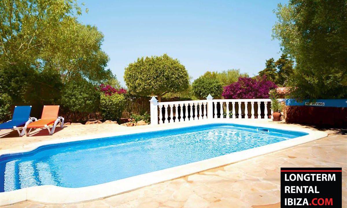 Long term rental Ibiza - Villa Fexa 15