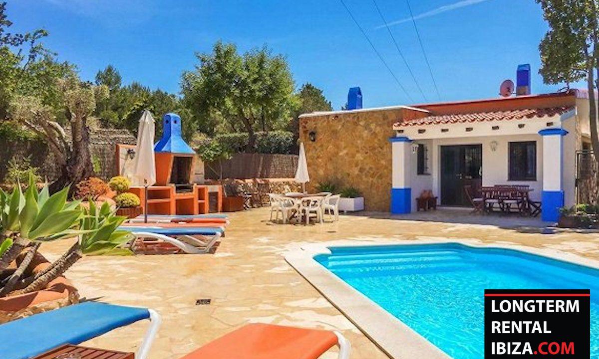 Long term rental Ibiza - Villa Fexa 4