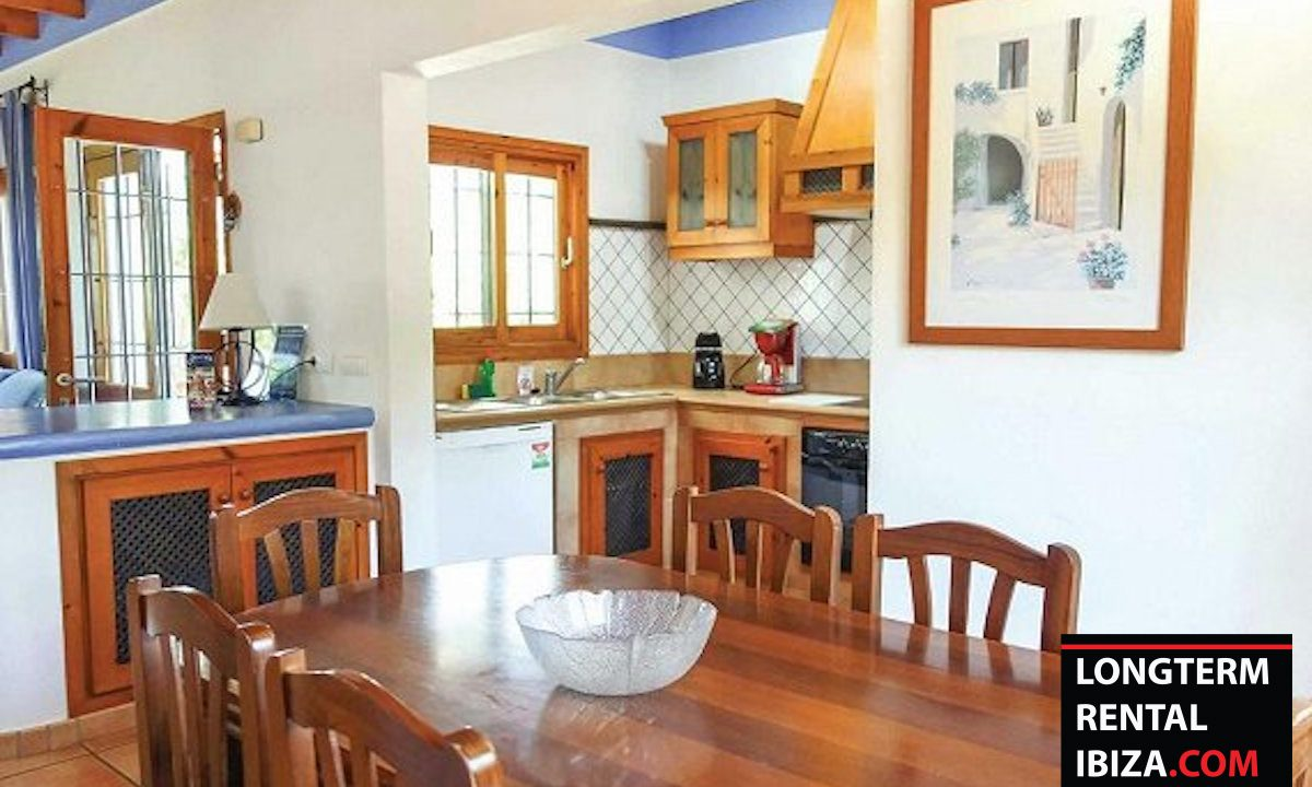 Long term rental Ibiza - Villa Fexa 5