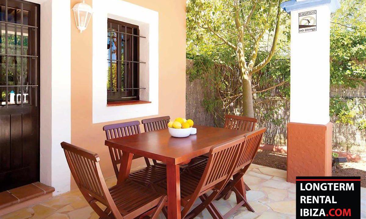 Long term rental Ibiza - Villa Fexa 7