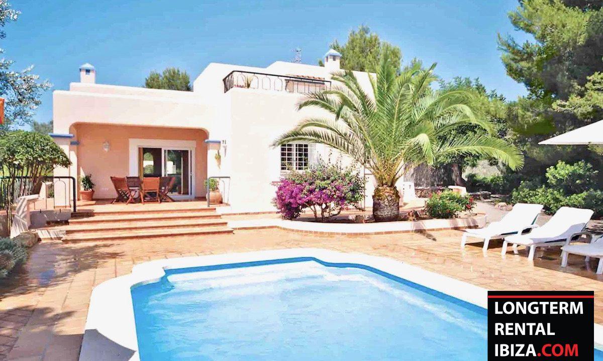 Long term rental Ibiza - Villa Renzo