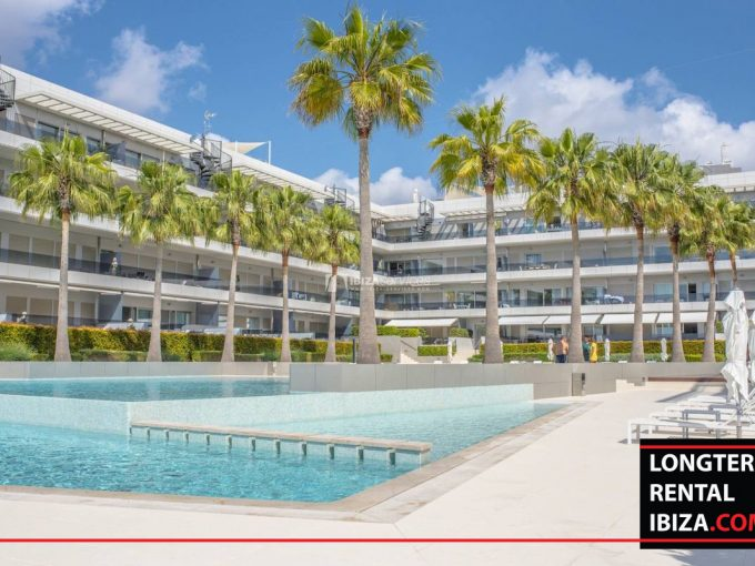 Long term rental Ibiza - Apartment Royal beach