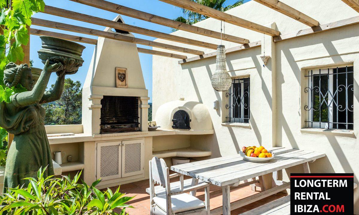Long term rental Ibiza - Villa Colina 10