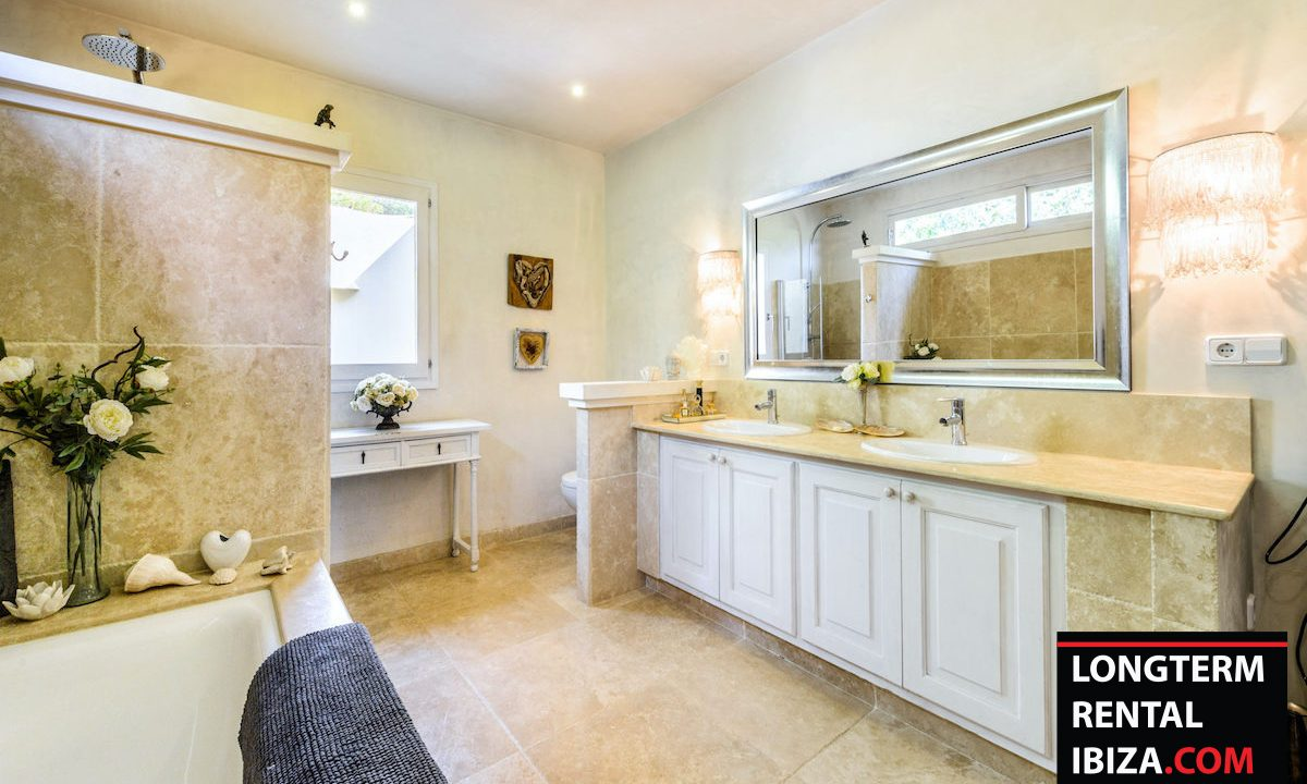 Long term rental Ibiza - Villa Colina 11