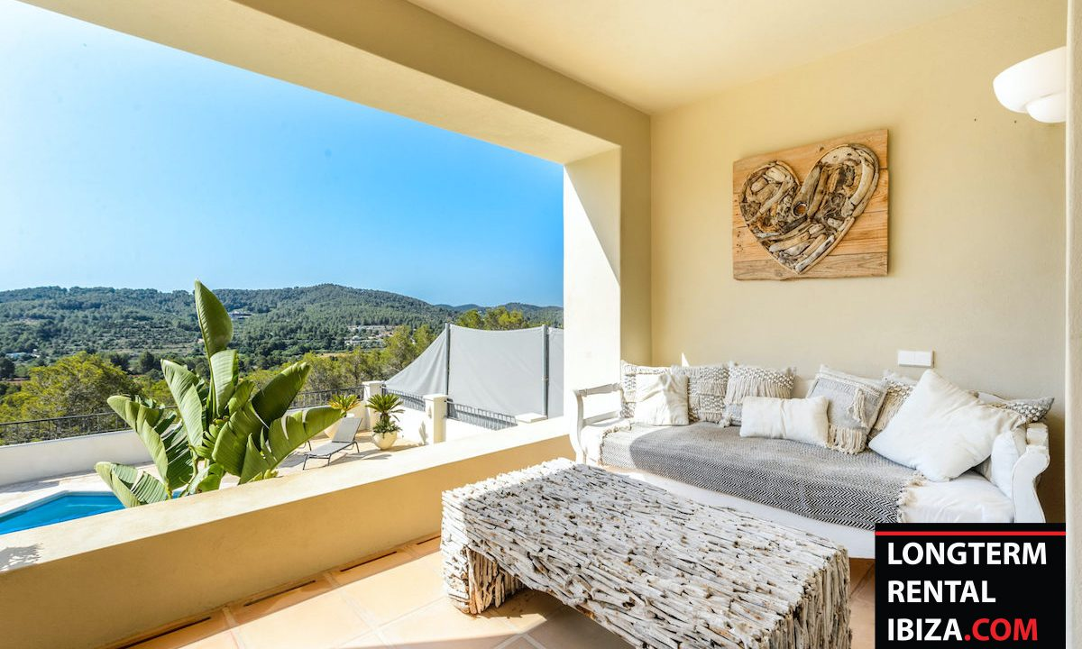 Long term rental Ibiza - Villa Colina 12