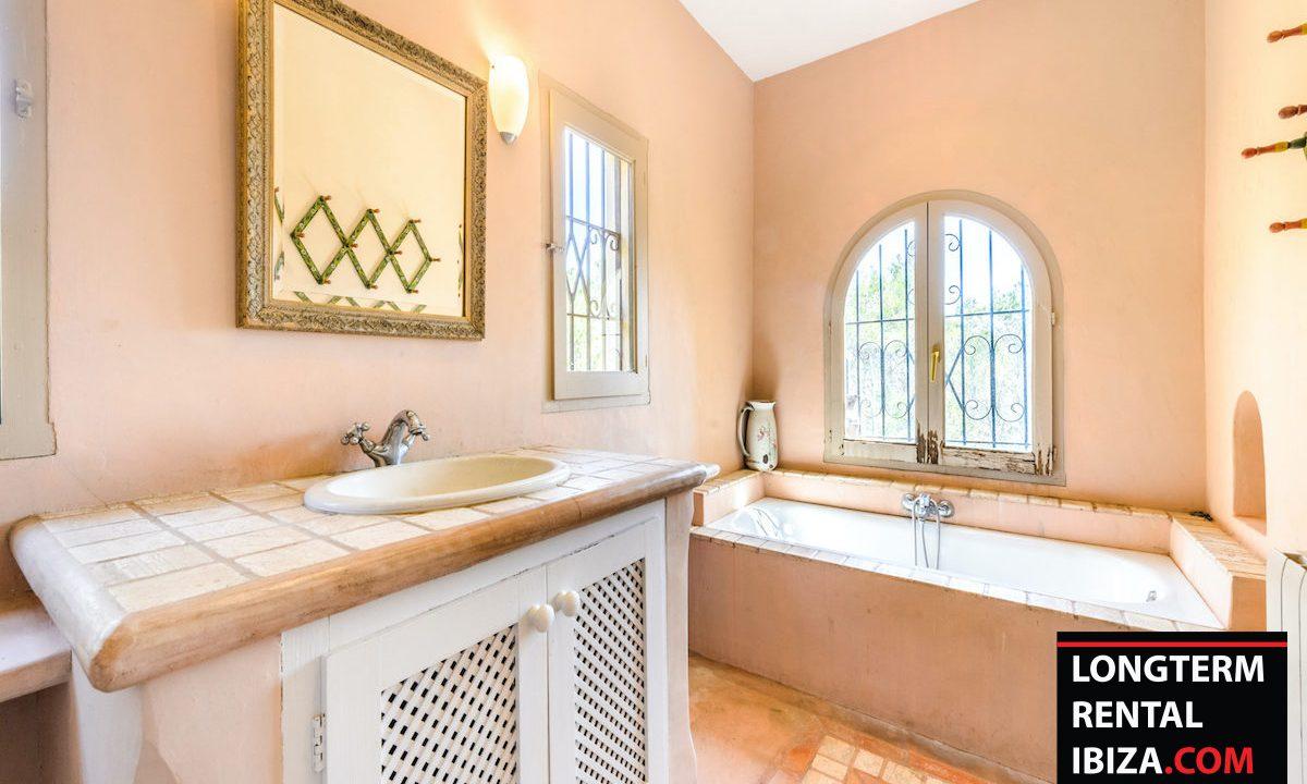 Long term rental Ibiza - Villa Colina 17