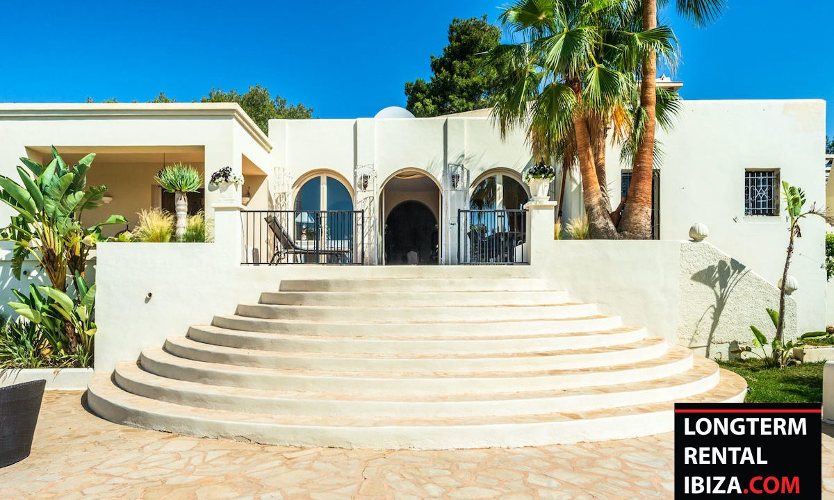 Long term rental Ibiza - Villa Colina 3