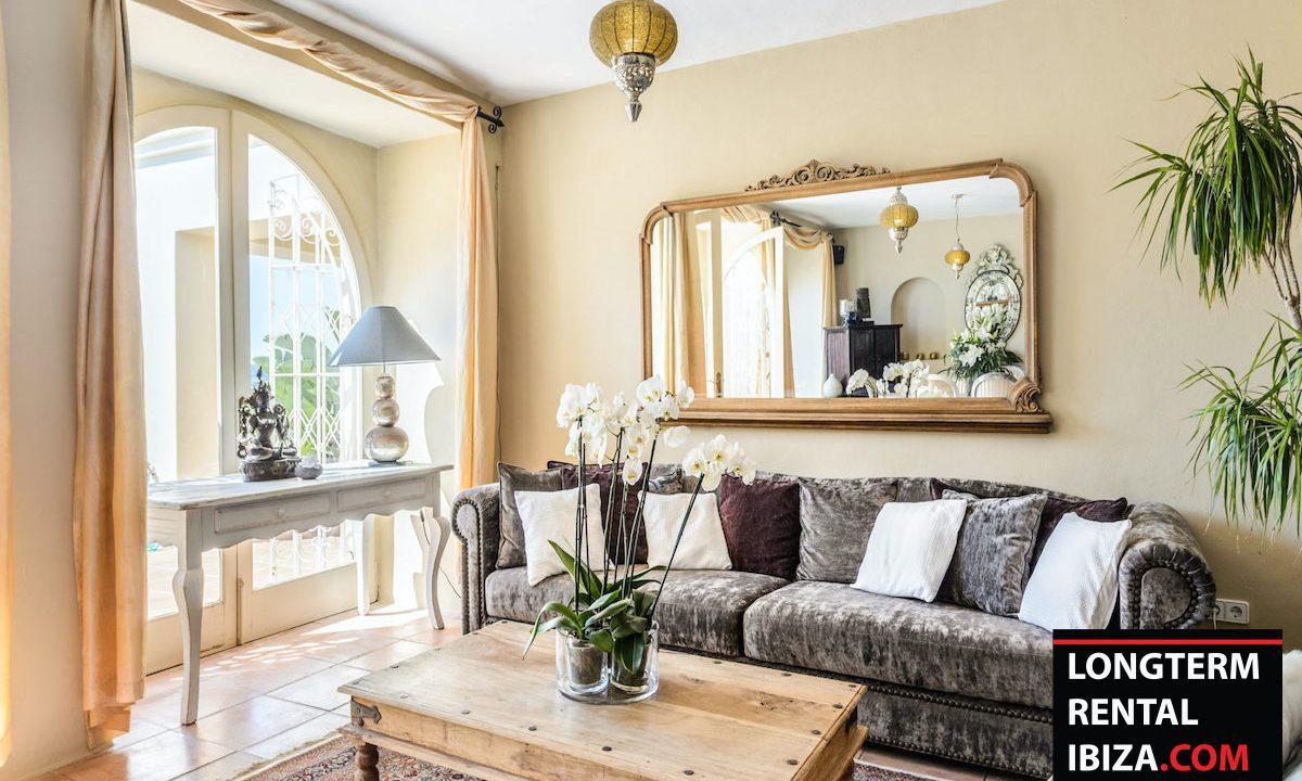 Long term rental Ibiza - Villa Colina 5