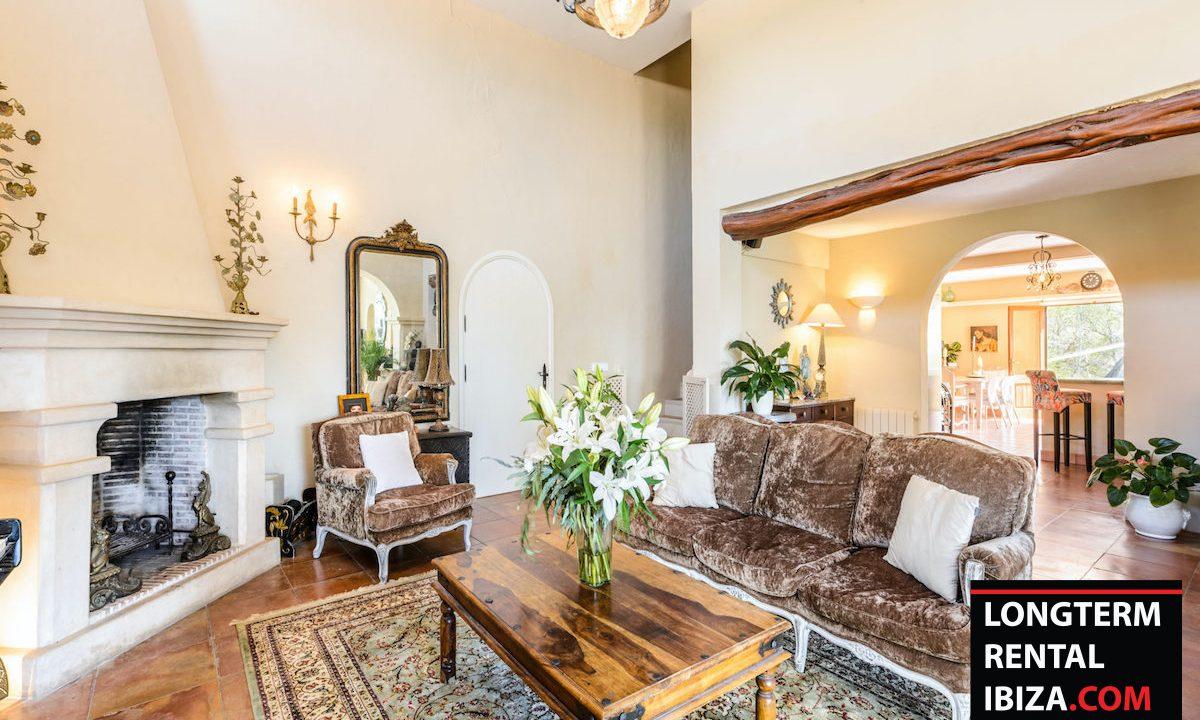 Long term rental Ibiza - Villa Colina 6