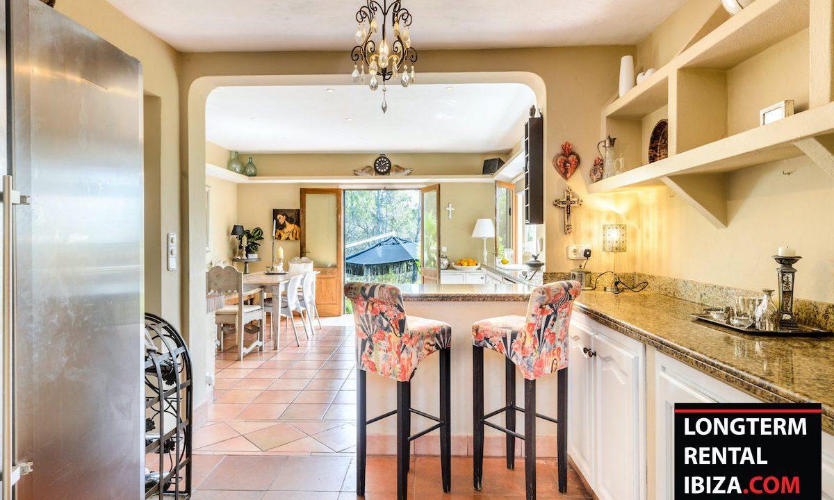Long term rental Ibiza - Villa Colina 7