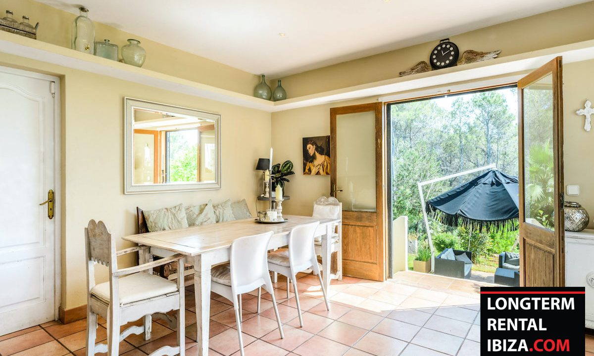 Long term rental Ibiza - Villa Colina 8