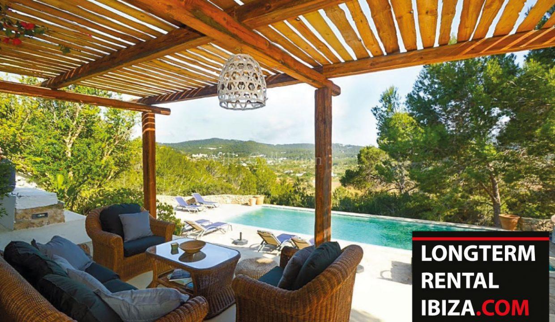 Long term rental Ibiza - Finca Montana 1