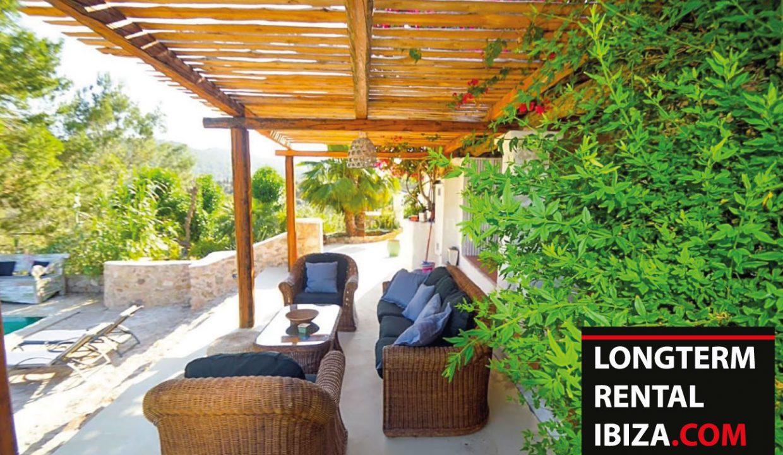 Long term rental Ibiza - Finca Montana 2