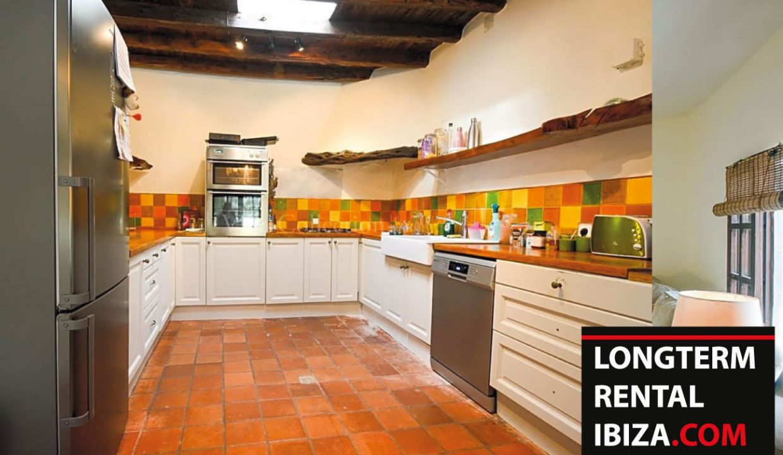 Long term rental Ibiza - Finca Montana 6