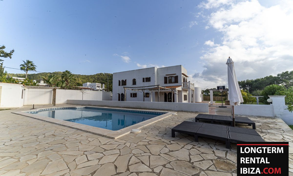 Long term rental Ibiza - Villa Chris