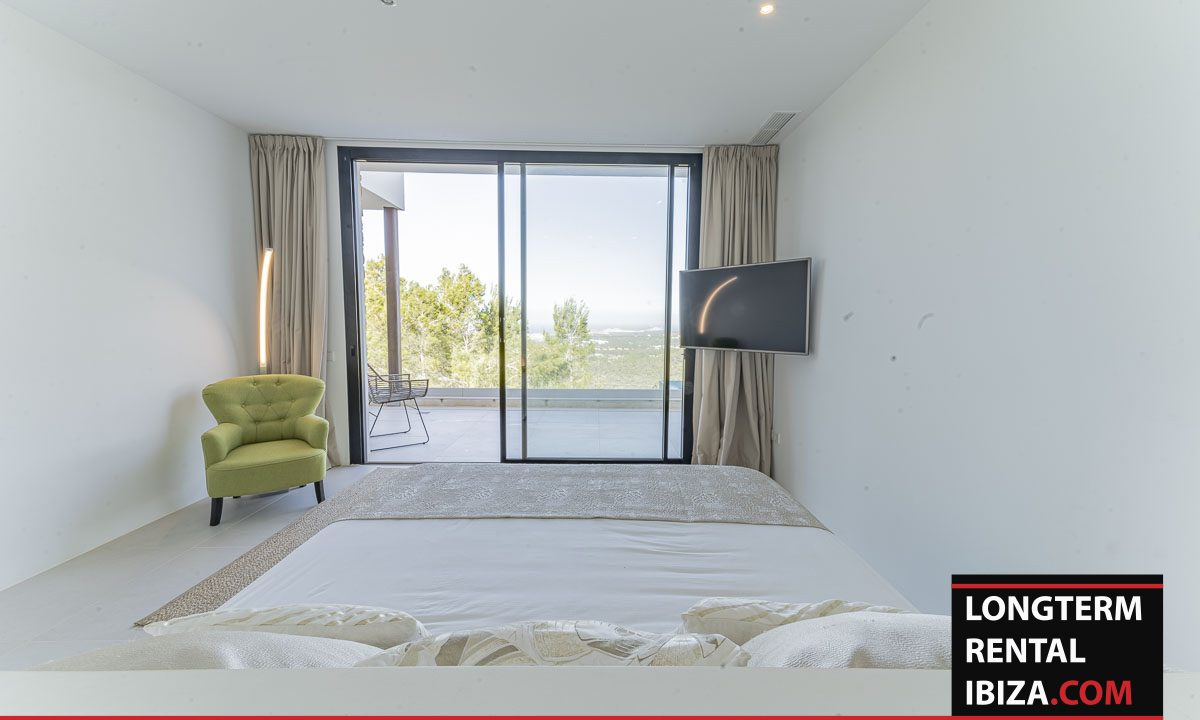 Long term rental Ibiza - Villa Freeview 13