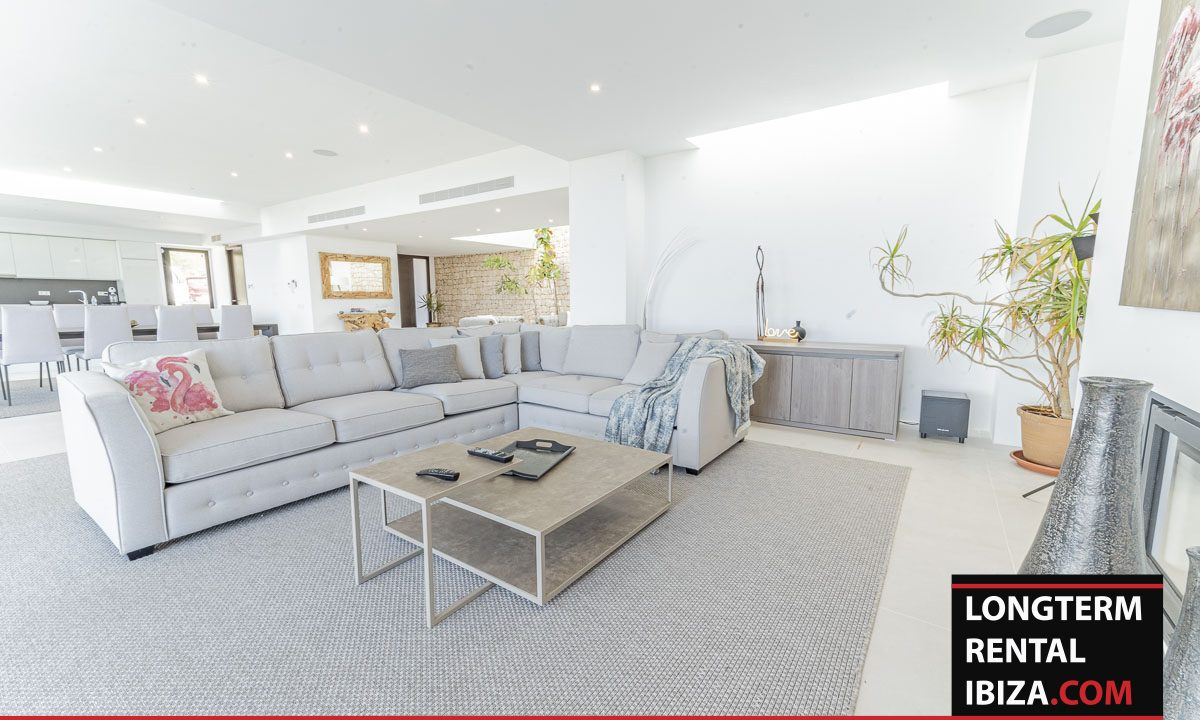 Long term rental Ibiza - Villa Freeview 20