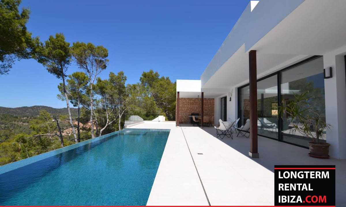 Long term rental Ibiza - Villa Freeview 3