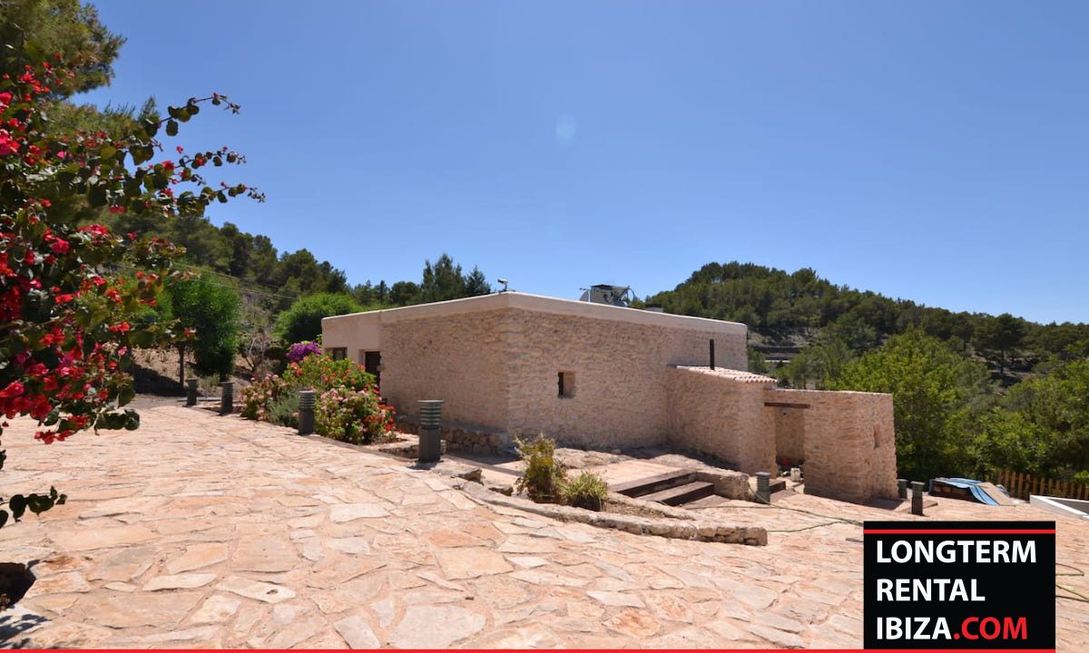 Long term rental Ibiza - Villa Freeview 40