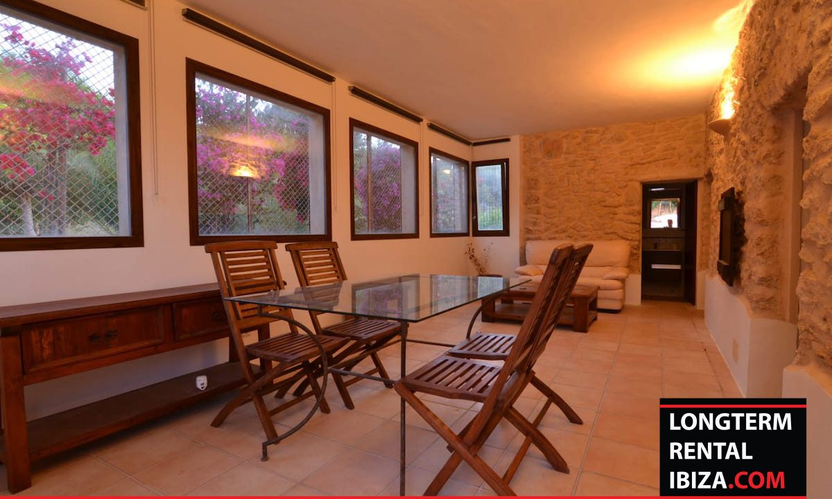 Long term rental Ibiza - Villa Freeview 41