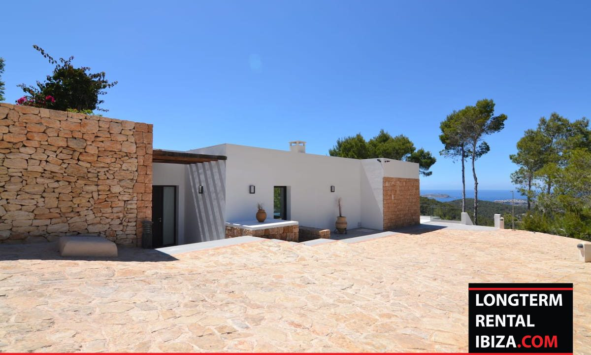 Long term rental Ibiza - Villa Freeview 5