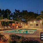 Long term rental Ibiza - Villa Pista
