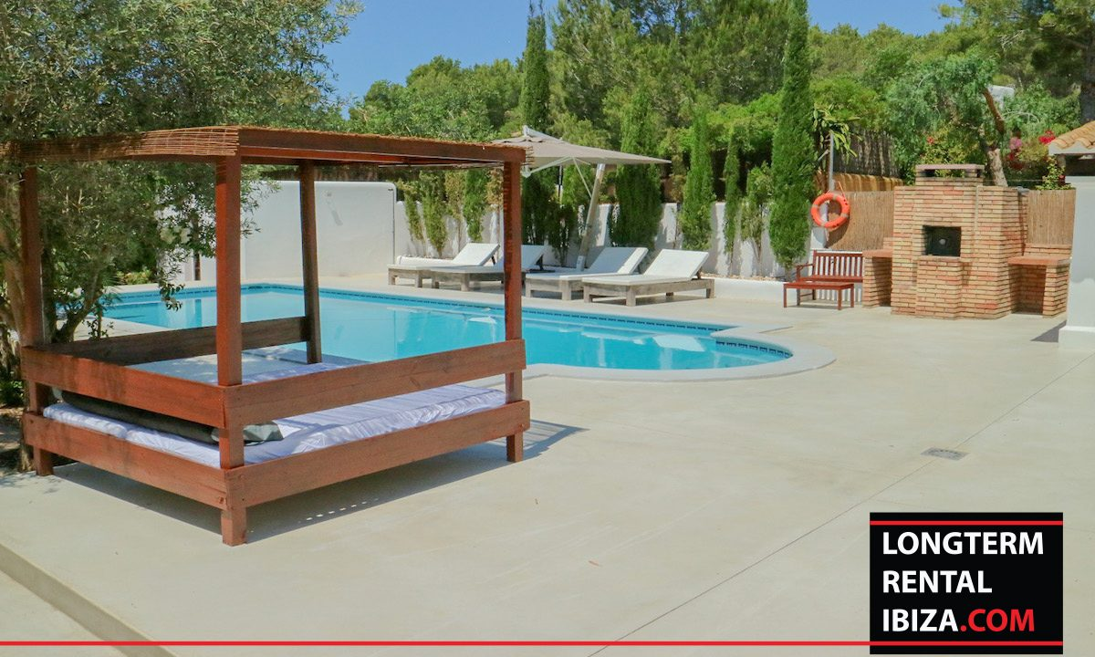 Long term rental Ibiza - Villa Pista 11