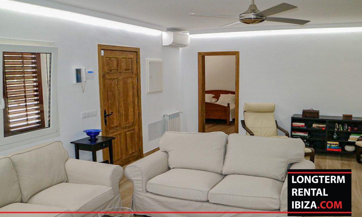 Long term rental Ibiza - Villa Pista 13