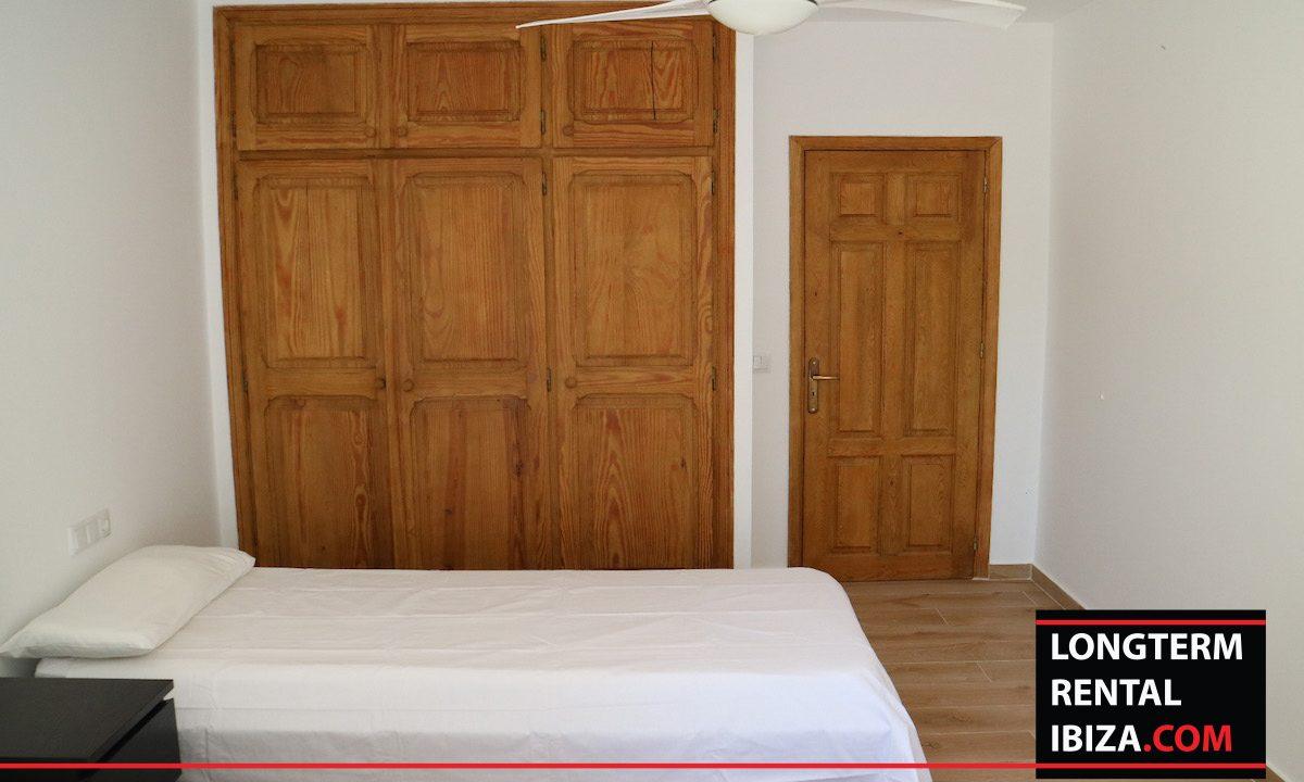Long term rental Ibiza - Villa Pista 18