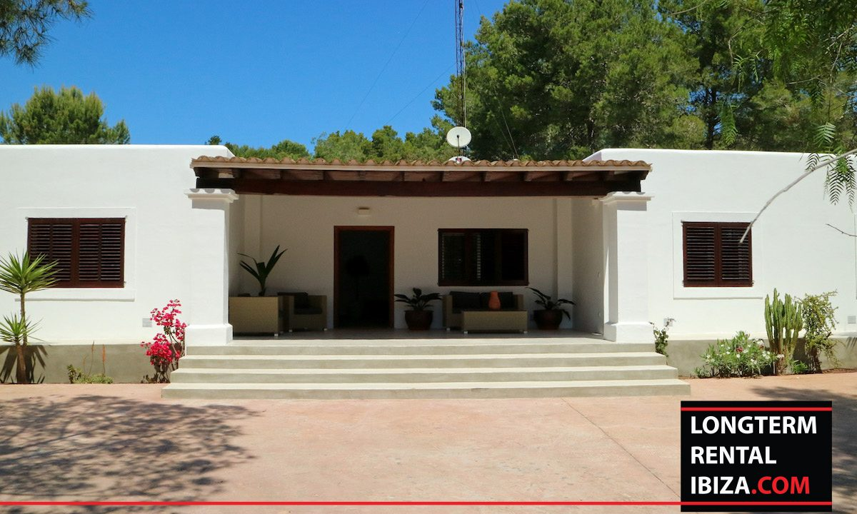 Long term rental Ibiza - Villa Pista 2