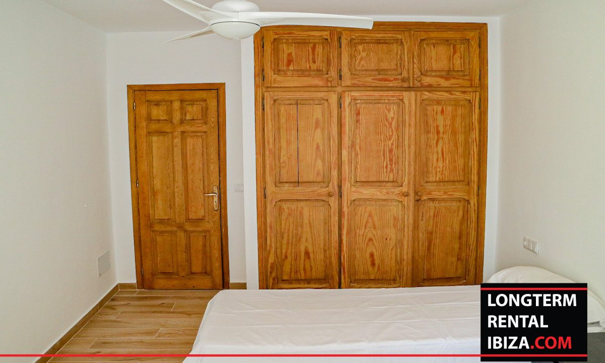Long term rental Ibiza - Villa Pista 22