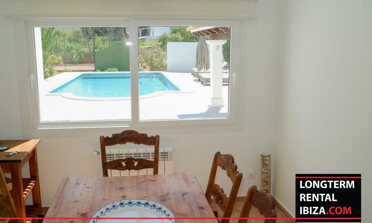 Long term rental Ibiza - Villa Pista 24
