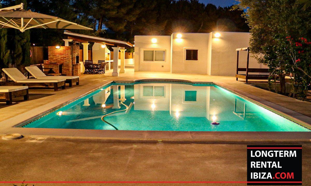 Long term rental Ibiza - Villa Pista 27