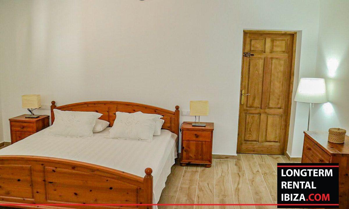 Long term rental Ibiza - Villa Pista 28