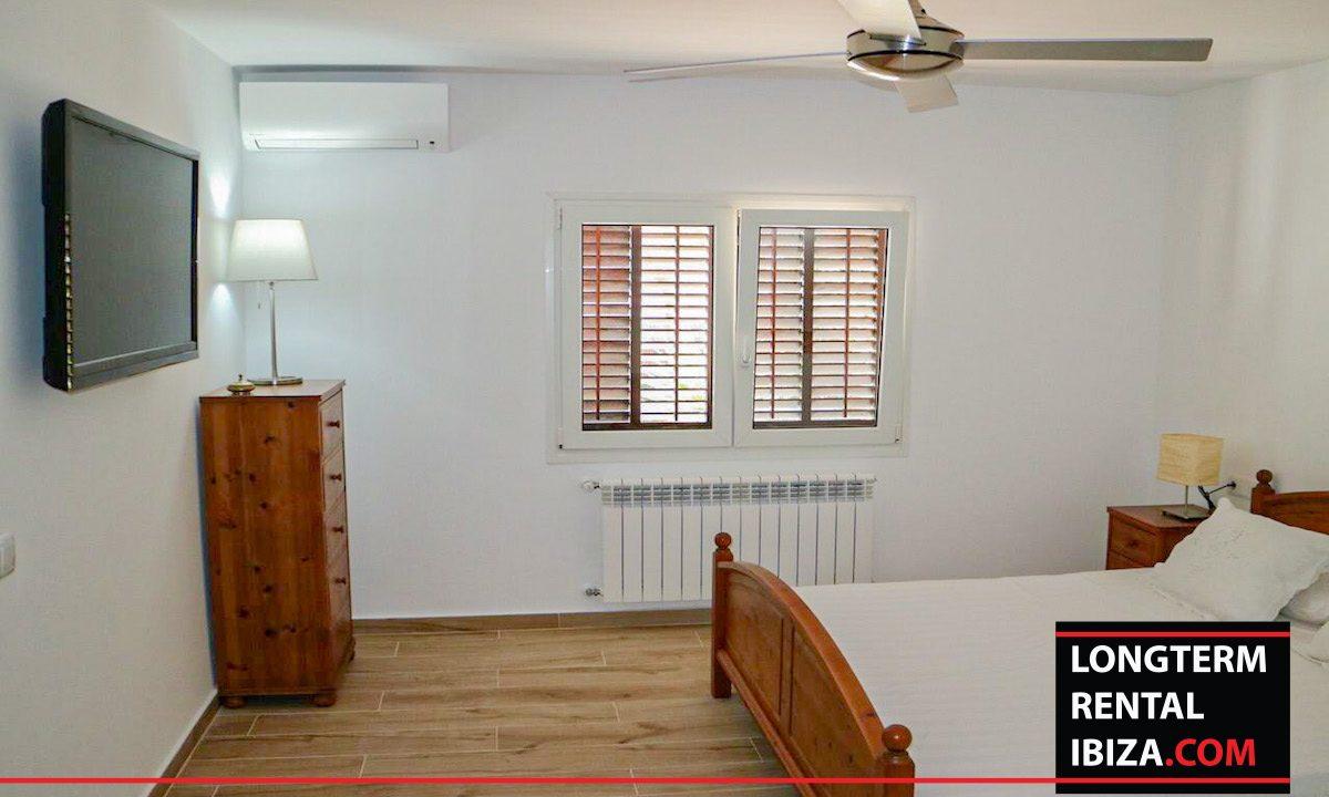 Long term rental Ibiza - Villa Pista 30