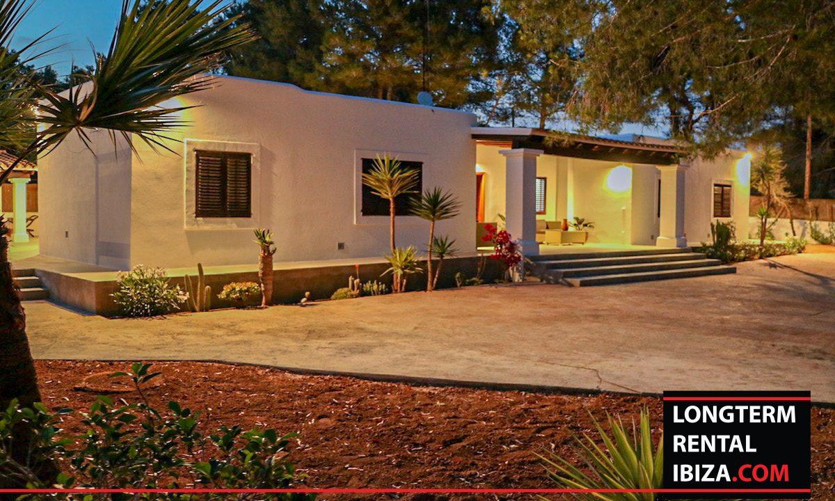 Long term rental Ibiza - Villa Pista 5