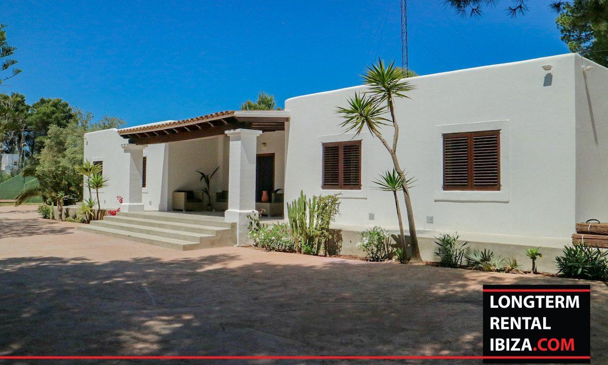 Long term rental Ibiza - Villa Pista 6
