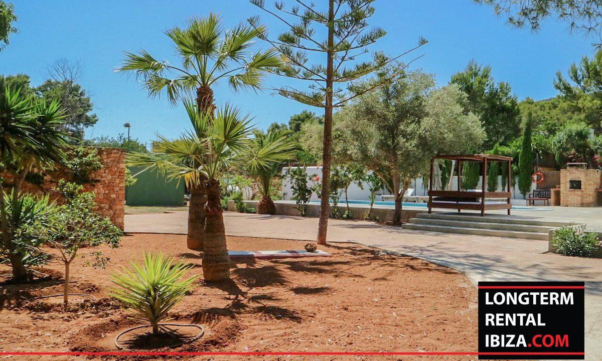 Long term rental Ibiza - Villa Pista 9
