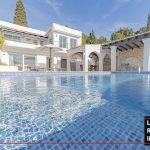 Long term rental Ibiza - Villa Seascape