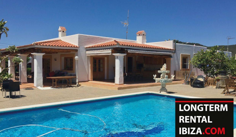 Long term rental Ibiza - Villa l'école 11