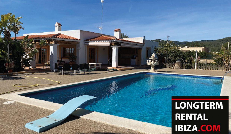 Long term rental Ibiza - Villa l'école 12