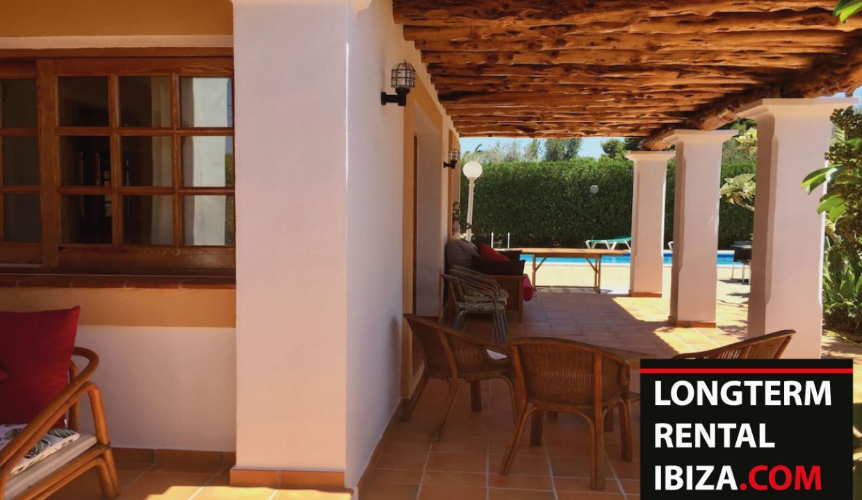 Long term rental Ibiza - Villa l'école 8