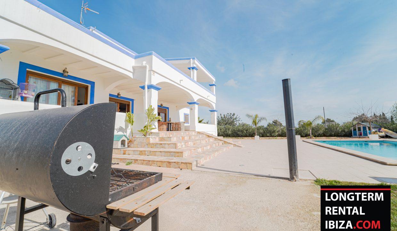 Long term rental ibiza - Villa Es Codolar 1