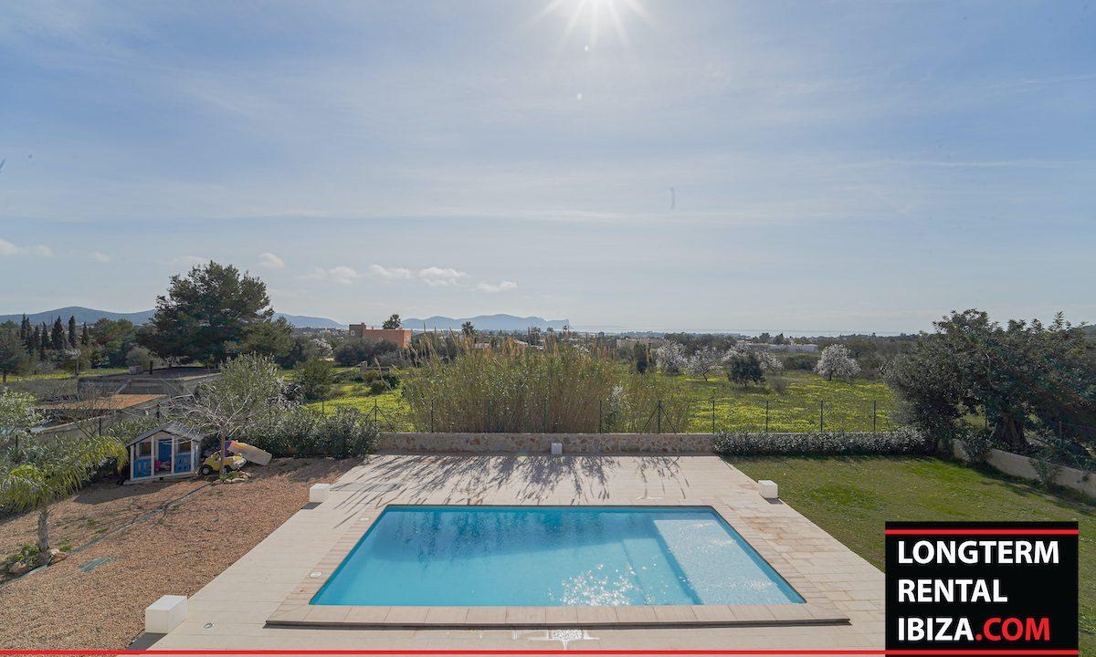 Long term rental ibiza - Villa Es Codolar 12