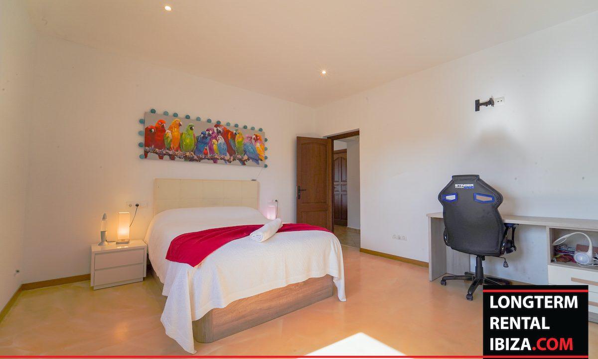 Long term rental ibiza - Villa Es Codolar 18